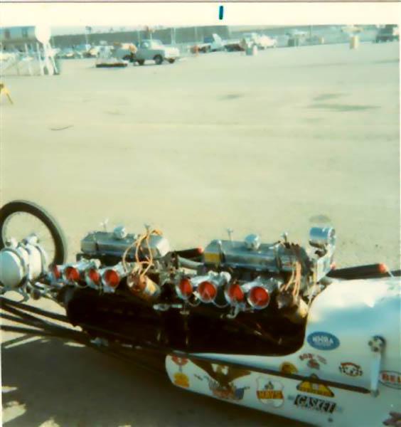 TwoToGo Twin Engine Drag Car History